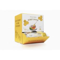 ملاعق العسل الجاهزة -60 ملعقة عسل زهور