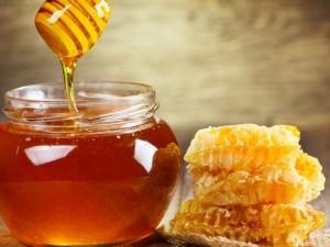 عسل الجنسنغ والغذاء الملكي وحبوب اللقاح