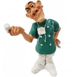 مجسم طبيب اسنان