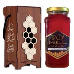 عسل حبة البركة  500 غرام