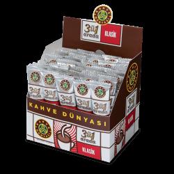 علبة قهوة بالشوكولاته بالسكر قهوة دنياسي 40 ظرف