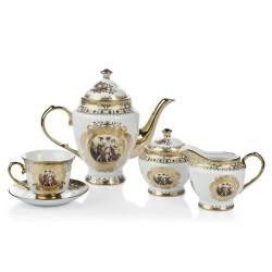 طقم شاي فاخر