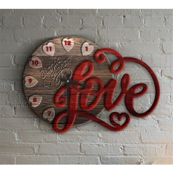 ساعة الحب