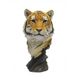 مجسم رأس النمر